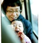 馬場わかな写真展「笑顔の未来」base cafe 2/29-3/9