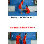 身体の使い方/4スタンス理論(並河恭子先生・京都)