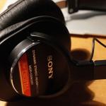 2015年11月-SONY MDR-CD900ST